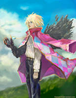 Howl: Howl's Moving Castle by HEERA-art