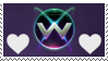 I heart Wildstar stamp by TheCupcakeCow