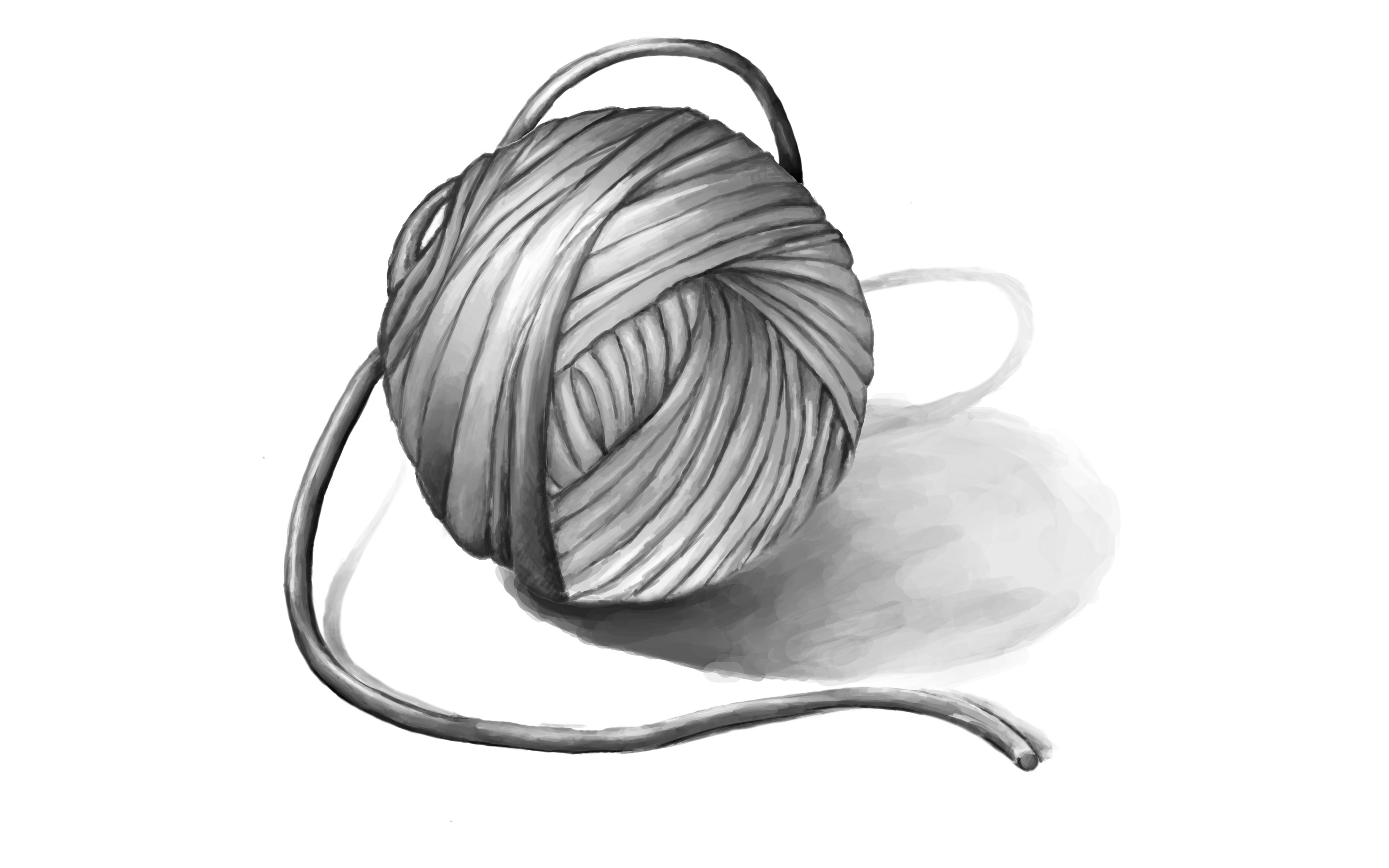 ball of yarn - photo #43