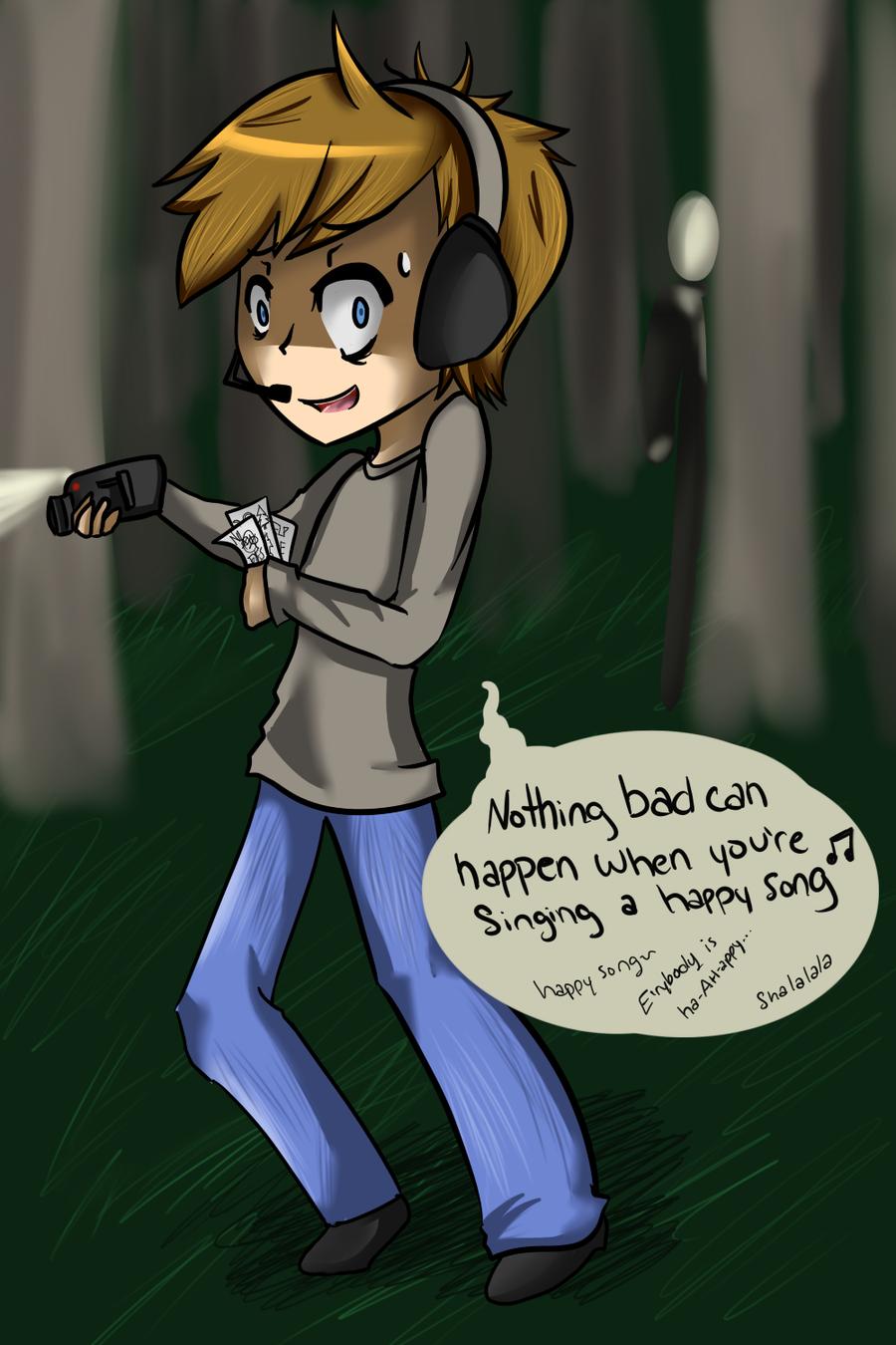 Slendy Happy Song by MischiefJoKeR