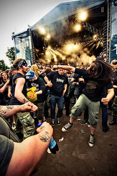 Tuska Open Air - Pit II