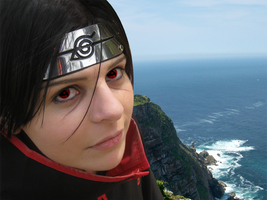 Epic Itachi by VariaK
