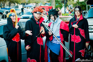 Akatsuki Cosplay AM2011 by VariaK