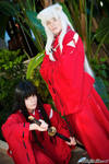 Inuyasha Cosplay: What are you looking at
