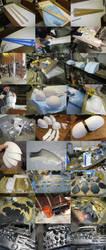 Making of Claymores (short version) by VariaK