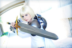 Claymore: Clare Cosplay by VariaK