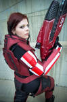 Female Commander Shepard Preview 2
