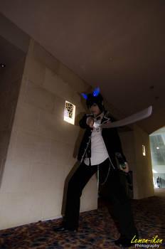 Ao no Exorcist: Rin Okumura Cosplay