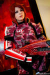 Mass Effect 3: FemShep
