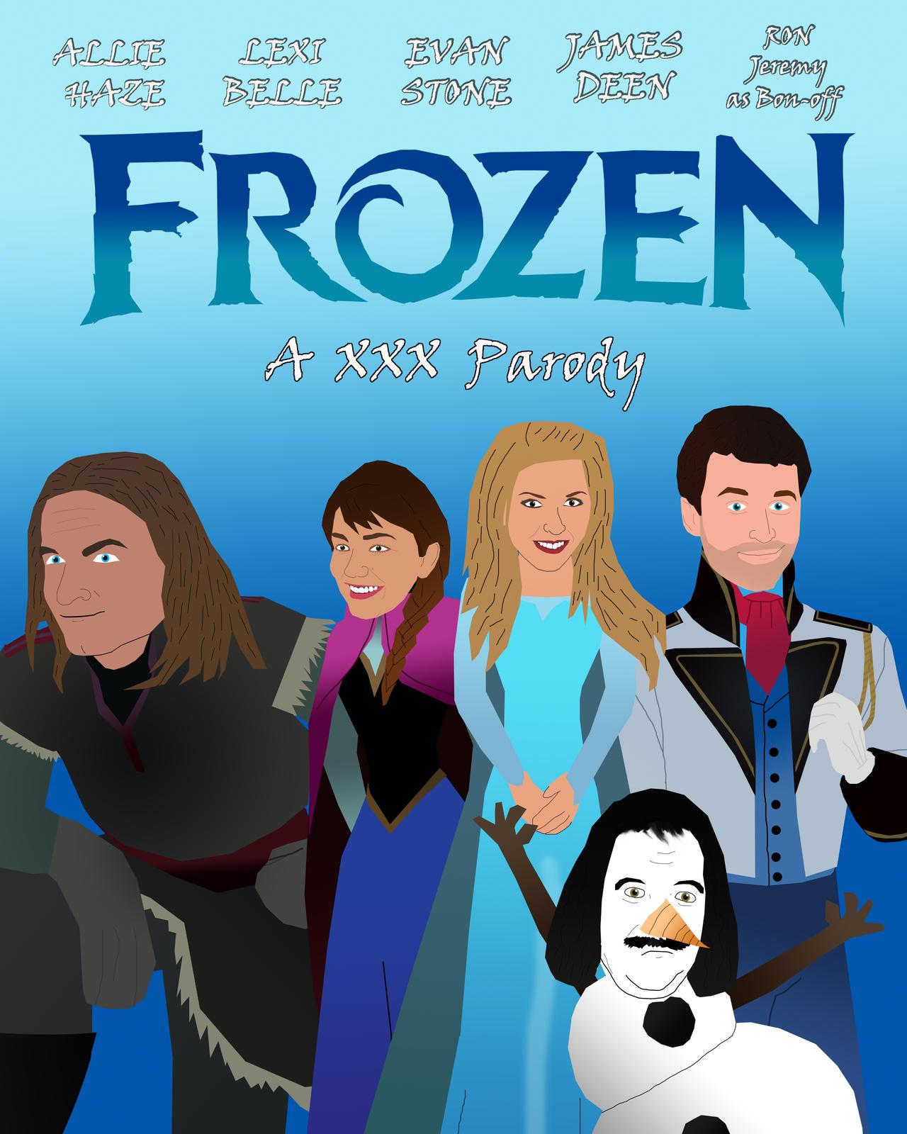 Frozen: A XXX Parody by AndrewSS23 on DeviantArt