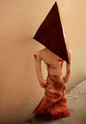 Pyramid Head Doll by Metatronis