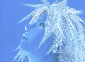 Cloud Final Fantasy VII AC by elyxaz