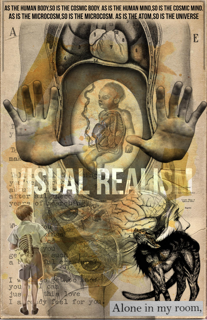 realism in terms of visual art The objectivity of realism: art and architecturesources source for information on the objectivity of realism:  the impact on the visual art world was  terms and.