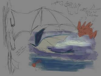 sea night fury design 2 by teanovai