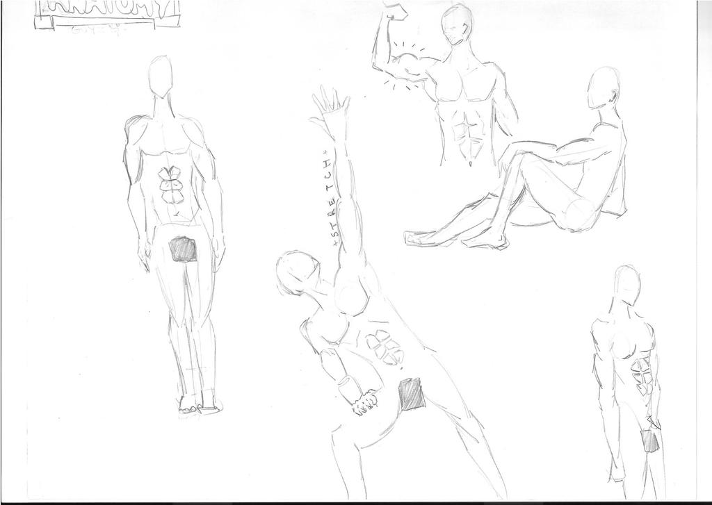 anime male anatomy - 1024×727
