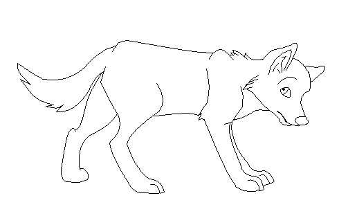 likewise FREE Canine OC Fursona Lineart 442492241 likewise Magical Elemental Symbols as well Sad Wolf Crying additionally I Did A Cartwheel Yesterday And Survived Yall. on scared from rain