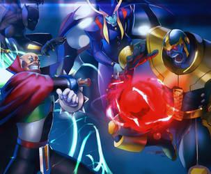 Marvel vs Capcom: Infinite (PAR Cover) by SANEFOX