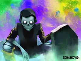 Zomboy by SANEFOX