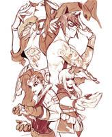 Final Fantasy XIV (Commission)