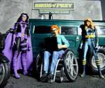 The Birds of Prey DC Comics