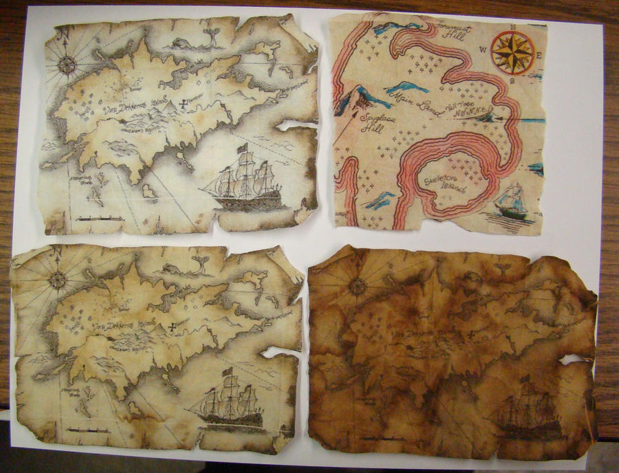 Diorama Tip Printing On Parchment Paper Examples By Skphile On
