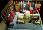 1/24th Scale Old Garage