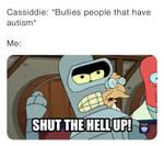 My message to Cassiddie