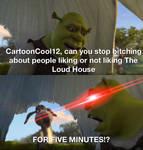 CartoonCool shut up (ft. PhotoBombReviewer)