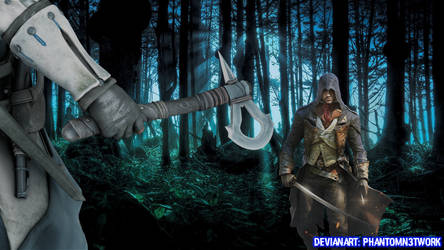 Connor Kenway VS Arno Dorian