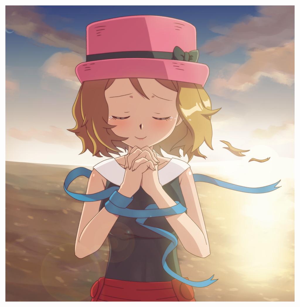 Serena - Serena (Pokemon XY) fan Art (42949352) - fanpop