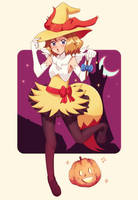 Witch Serena by DaDonYordel
