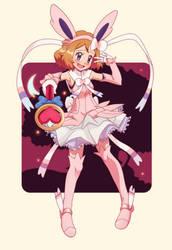 Magical Girl Serena by DaDonYordel