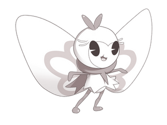 Old-Timey Ribombee by DaDonYordel