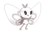 Old-Timey Ribombee