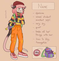 [OPEN] adoptable auction #7 by mogilenetc