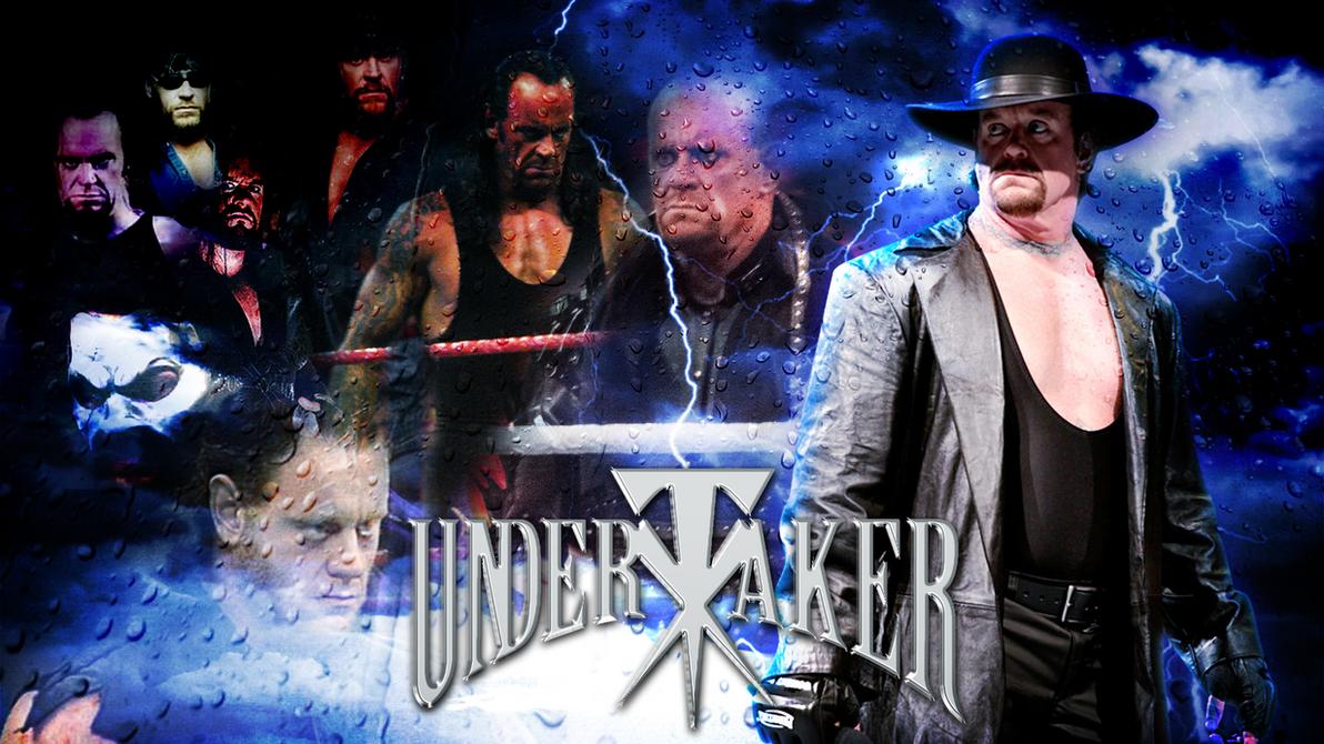 WWE Undertaker Wallpaper 2016 By LastBreathGFX