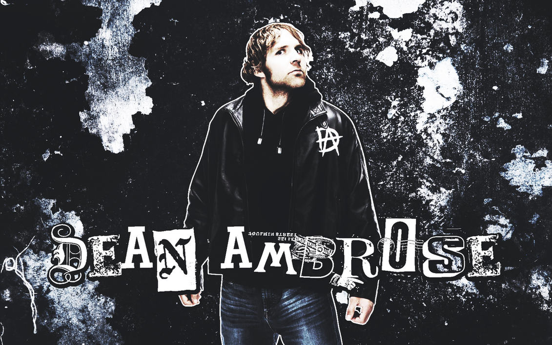 WWE Dean Ambrose Wallpaper 2016 By LastBreathGFX