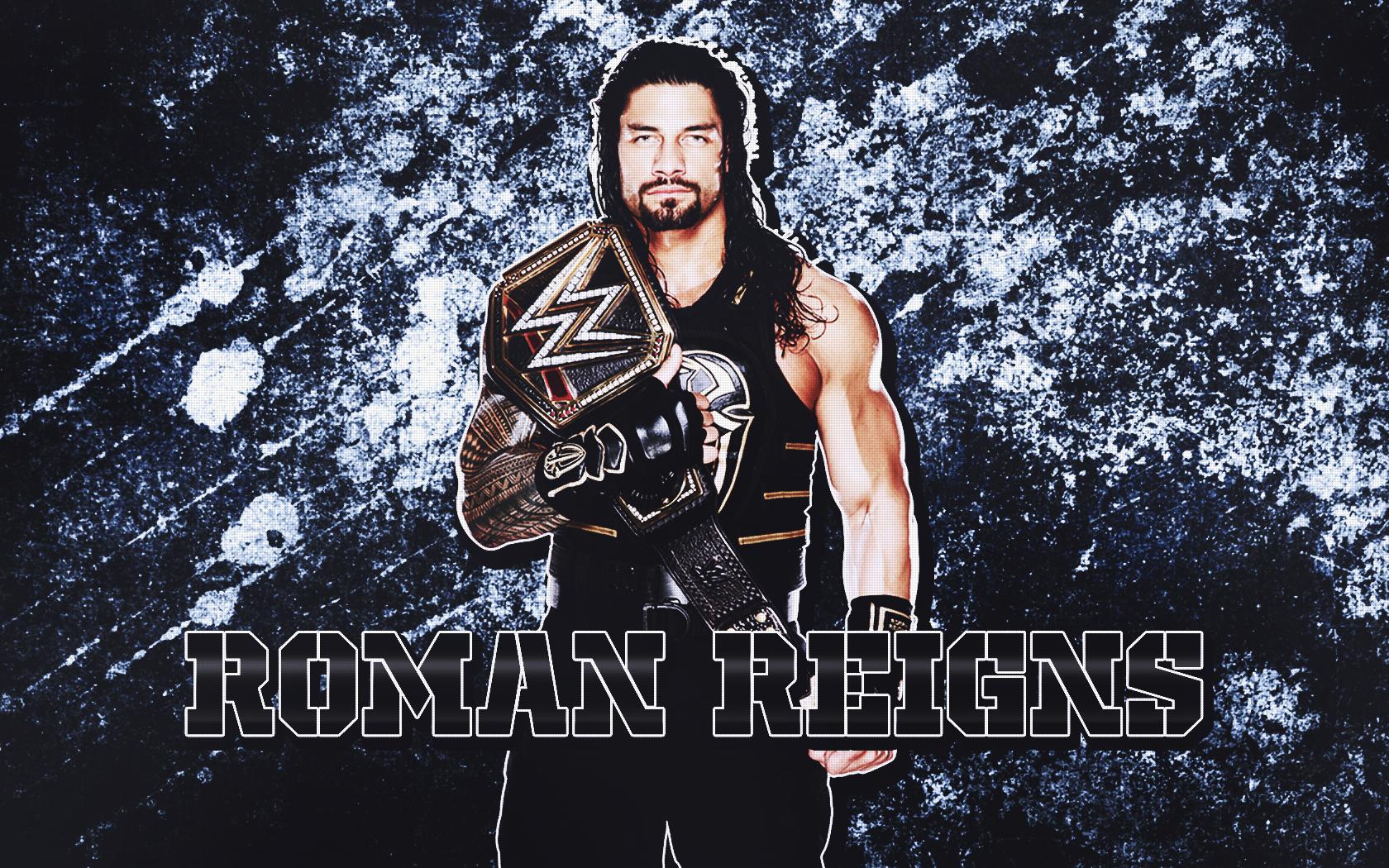 WWE Roman Reigns Wallpaper 2016 by LastBreathGFX