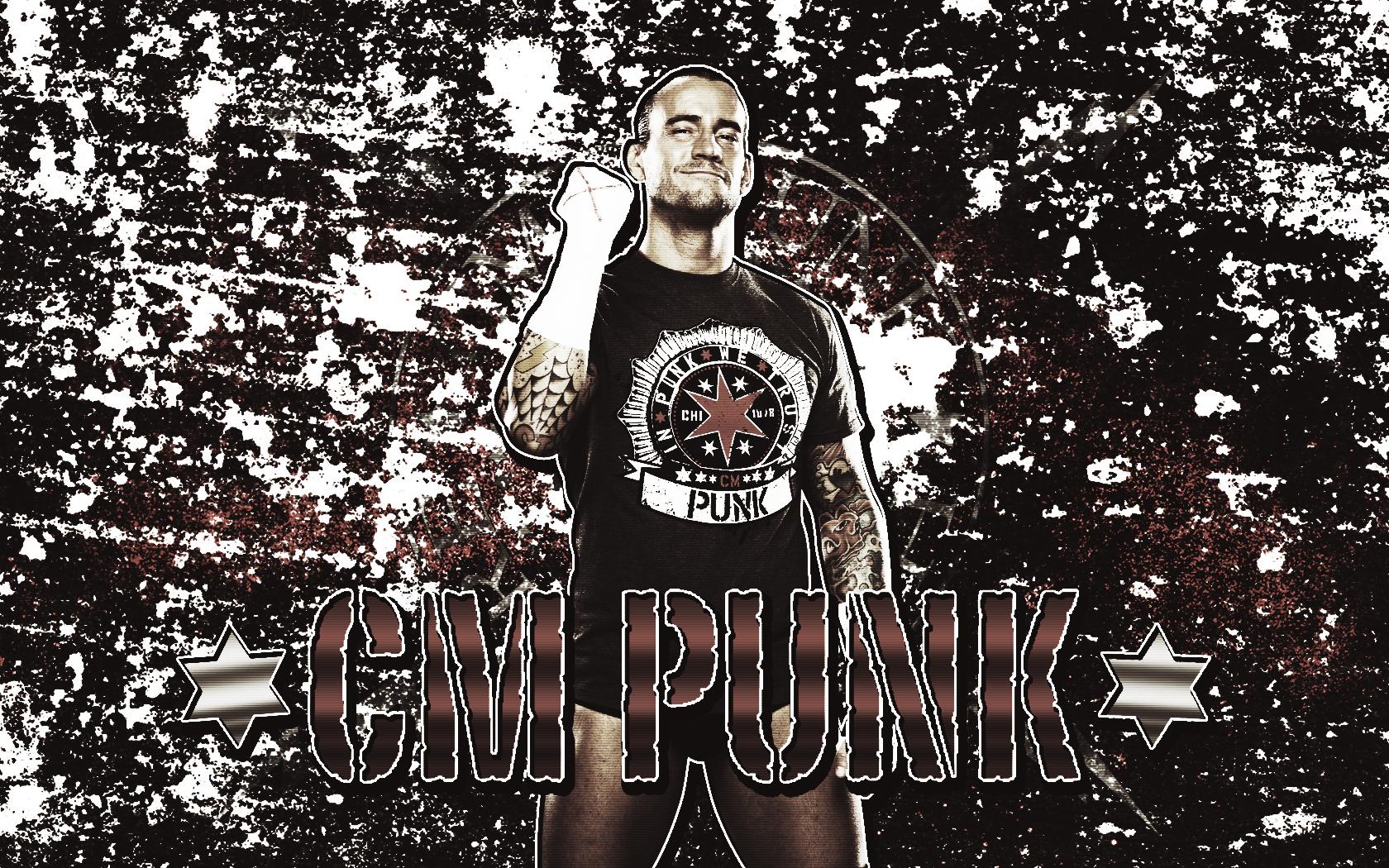 WWE CM Punk Wallpaper 2016 by
