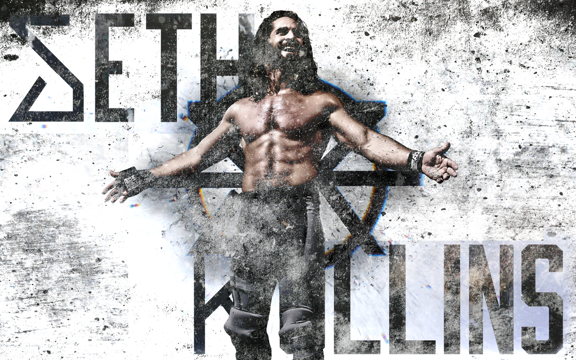 wwe seth rollins 4th wallpaper 2016lastbreathgfx on deviantart
