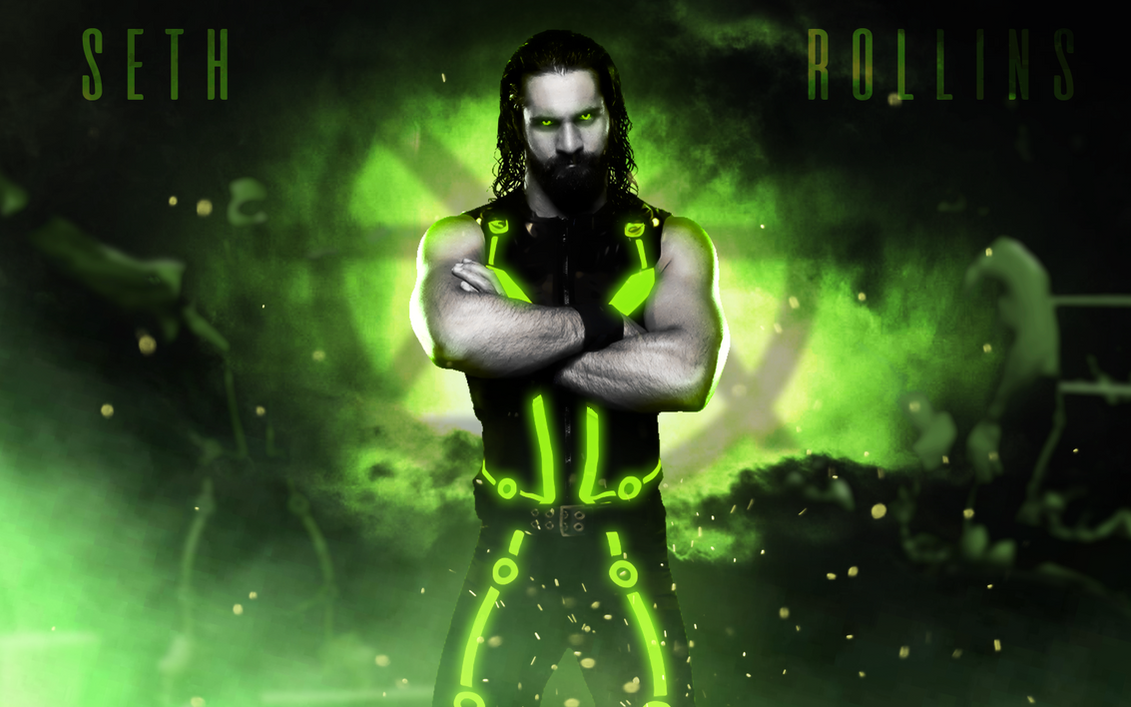 wwe seth rollins 6th wallpaper 2016lastbreathgfx on deviantart
