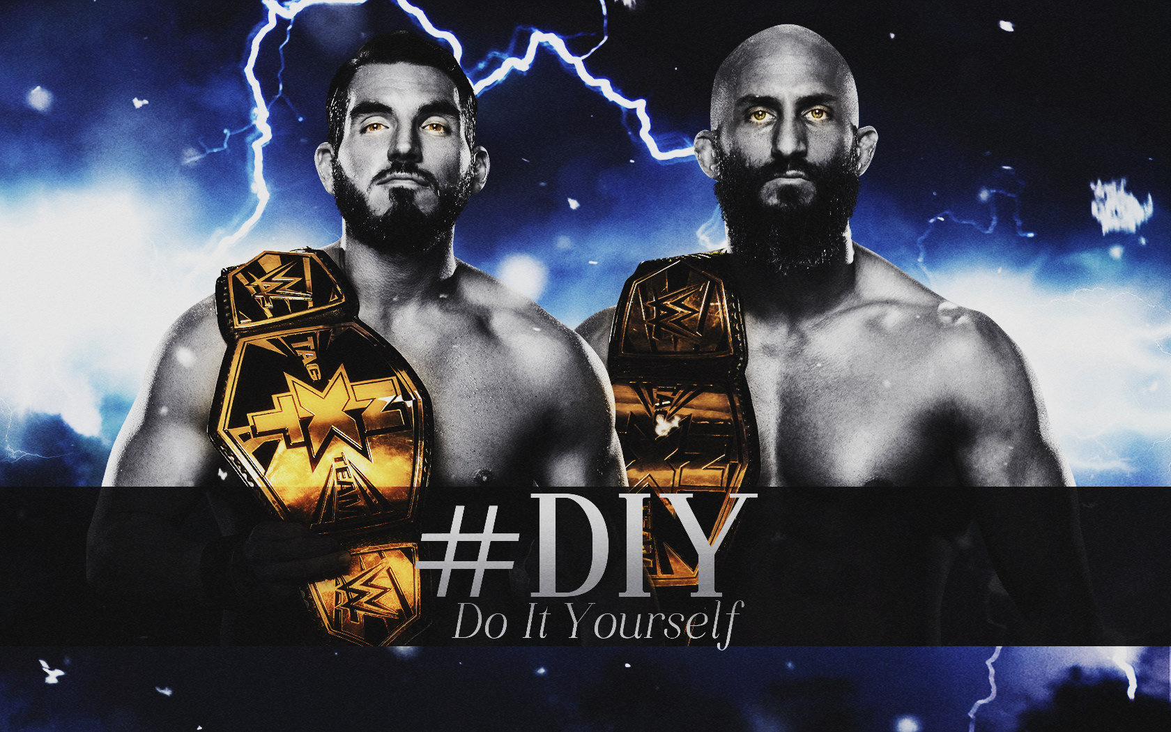 WWE #DIY Wallpaper 2017 By LastBreathGFX On DeviantArt