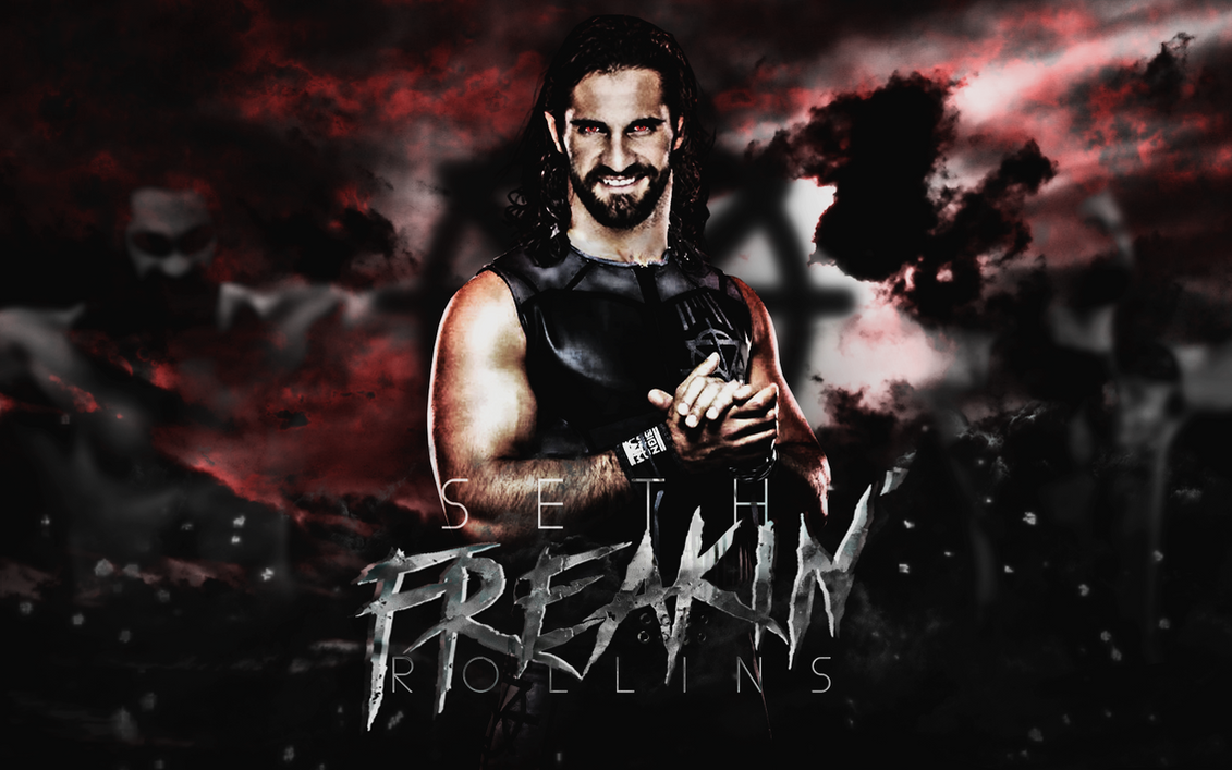 wwe seth rollins 8th wallpaper 2017lastbreathgfx on deviantart