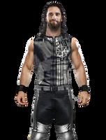 WWE Seth Rollins 3rd Custom Render 2017 by LastBreathGFX