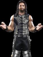 WWE Seth Rollins 4th Custom Render 2017 by LastBreathGFX
