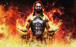 WWE Seth Rollins 10th Wallpaper 2017 by LastBreathGFX