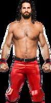 Seth Rollins SummerSlam 2017 Render (w/o Top)