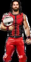 Seth Rollins SummerSlam 2017 Render (w/ Tag Title)