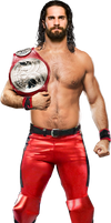 Seth Rollins SS' 2017 Render (w/ Title) (w/o Top)