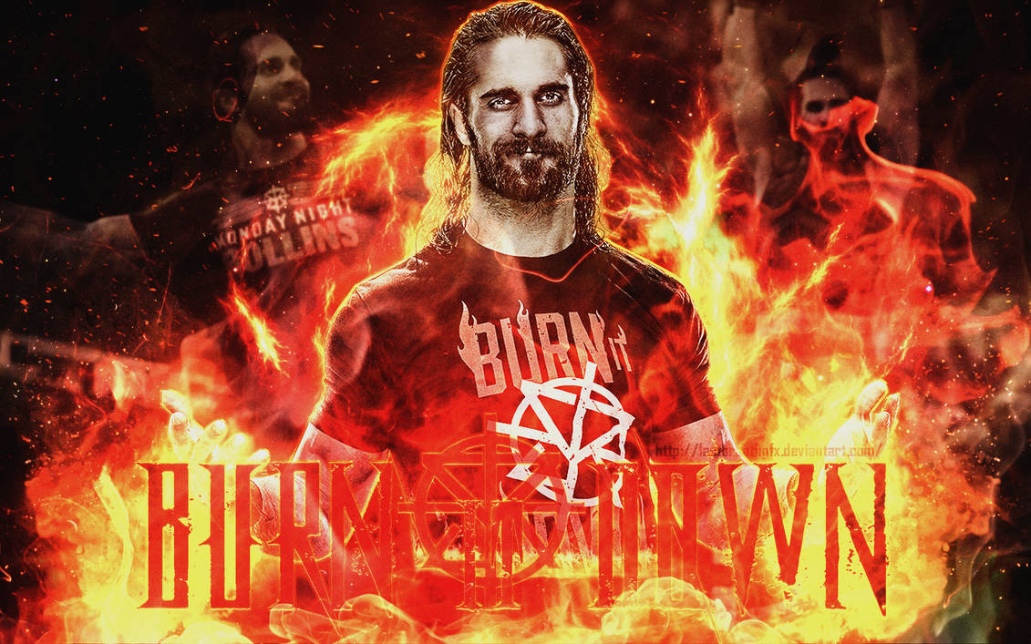 Wwe Seth Rollins Wallpaper 2019 Is Buxgg Legit